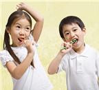 Chăm sóc răng miệng cho trẻ trong ngày Tết