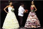 Váy cưới thơm ngon