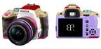Pentax K-r phiên bản giới hạn dành cho fan Bonnie Pink