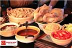 Ẩm thực phong phú tại quán Ăn Ngon