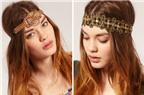 Băng đô – phụ kiện đặc biệt cho mái tóc