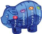 Dạy con cái cách quản lý tiền bạc