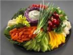 Cao tuổi nên ăn nhiều rau quả