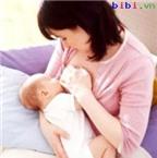 Thiếu sữa mẹ là nguyên nhân bé lười ăn