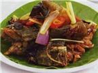 Món ăn giúp trị viêm gan mạn