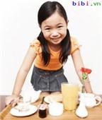 Cẩn trọng chứng béo phì ở trẻ