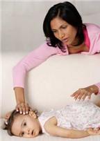 Chăm sóc khi trẻ bị cảm