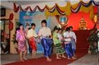 Chùm ảnh: Độc đáo điệu múa Lăm - vông