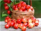 Công dụng chữa bệnh mới của trái cây