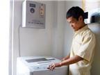Mẹo tiết kiệm điện nước cho tivi, máy giặt