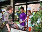 200 đầu bếp ba miền trổ tài tại Festival ẩm thực Huế
