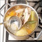 Cách nấu nước dùng cho đúng