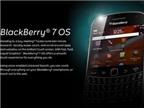 BlackBerry 7 có tính năng tìm kiếm bằng giọng nói