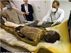 Công chúa Ai Cập 3.500 tuổi từng bị xơ vữa động mạch