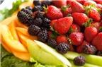 Bí quyết sử dụng trái cây