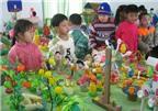 Độc đáo đồ chơi làm từ… phế thải