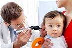 Ngừa bệnh nhiễm trùng tai ở trẻ