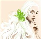 Chăm sóc tóc, móng từ bên trong