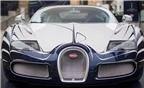 Bugatti Veyron phiên bản vàng trắng