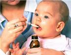 Cách dùng thuốc trị ho an toàn cho trẻ