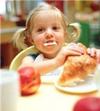 Những thực phẩm tốt nhất cho bữa sáng của trẻ