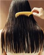 Chăm sóc tóc để tránh gãy rụng trong mùa mưa