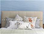 Những cách sắp xếp gối cho giường ngủ