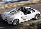 Lắp mui bạt cho xe Bugatti Veyron Grand Sport