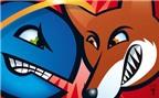 Người dùng Firefox thông minh hơn người dùng IE?