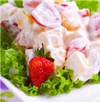 3 loại salad trái cây ngon nhất