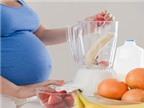 Bà bầu đường huyết cao hạn chế ăn gì?