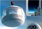 156.000 USD du lịch không gian bằng khinh khí cầu