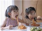 Những sai lầm về dinh dưỡng thường gặp khi trẻ đi học