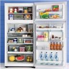 Cách khử mùi hôi trong tủ lạnh