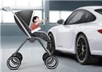 Porsche Design thiết kế xe nôi cho trẻ