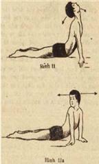 Động tác làm khí huyết thông chữa đau xương khớp