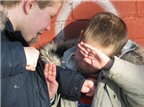 Trẻ bị bắt nạt ở trường: phát hiện qua những dấu hiệu