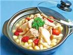 Những món ăn chữa suy nhược thần kinh