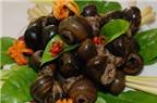Món ăn - bài thuốc từ ốc nhồi
