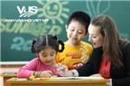 Để trẻ học tốt tiếng Anh