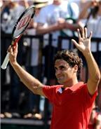 Federer nổi tiếng chỉ sau Mandela