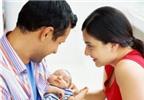 Lời khuyên cho chàng sắp làm bố