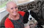 Chú chó giúp chủ phát hiện ung thư