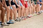 Nguy cơ khi đi giày thể thao không phù hợp