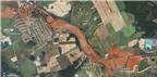 Hồ chứa bùn đỏ như hồ thủy lợi là nguy cơ lớn