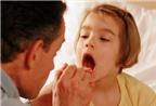 Dấu hiệu nhận biết trẻ bị viêm amiđan