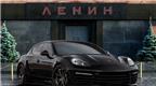 Porsche Panamera xa xỉ với nội thất da cá sấu