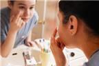 Nhận biết sức khỏe qua nếp nhăn trên mặt