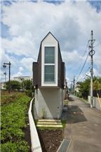 Không gian ngôi nhà nhỏ độc đáo tại Nhật Bản