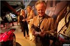 Độc đáo chìa khoá siêu xe Pagani Huayra